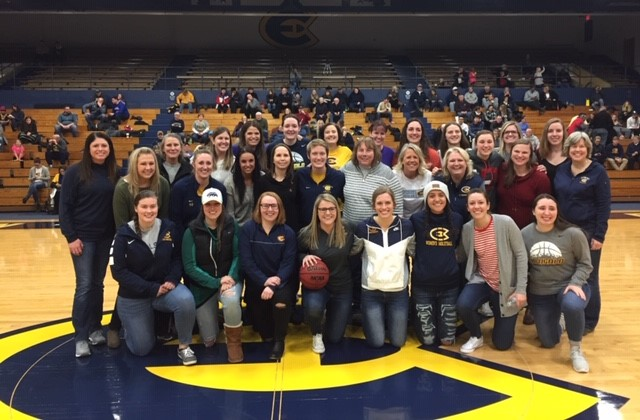 UWEC Women's Alumni Basketball