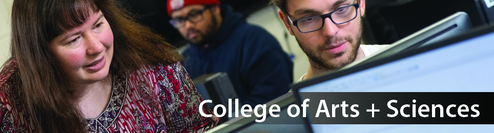 Give online to the College of Arts and Sciences