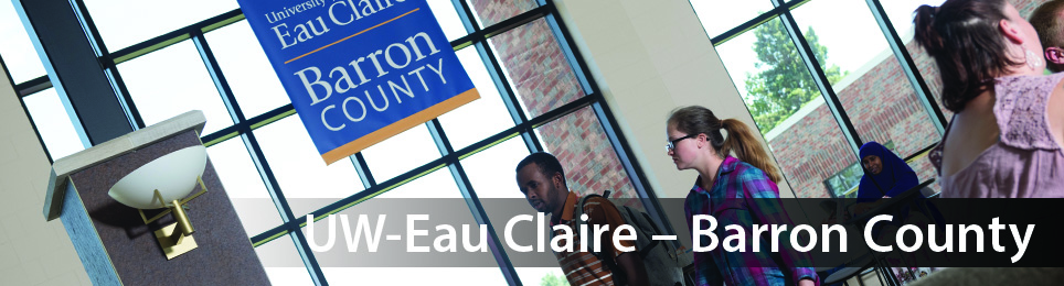 Give online to the University of Wisconsin Eau Claire Barron County Foundation