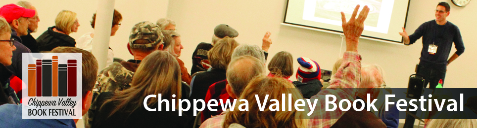 Give online to the Chippewa Valley Book Festival