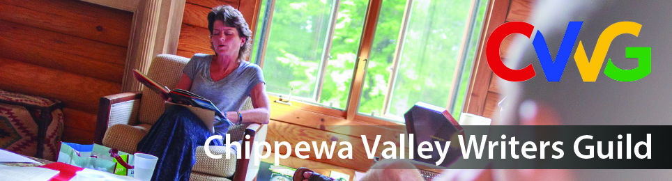 Give online to the Chippewa Valley Writers Guild