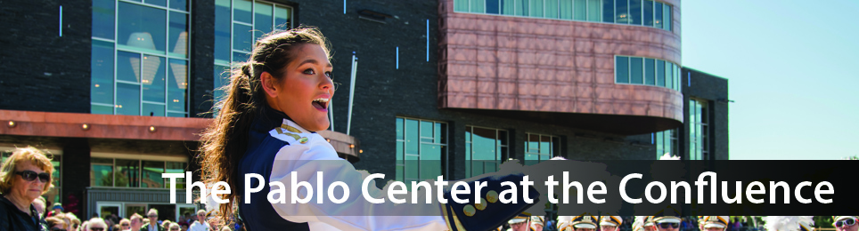Give online to the Pablo Center at the Confluence